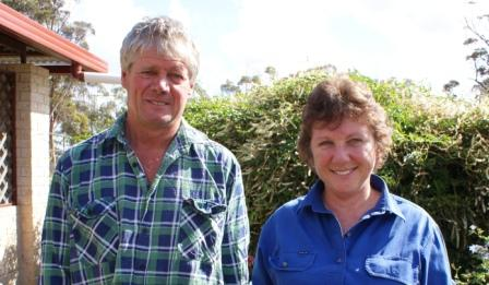 First WAMMCO Award For Woodanilling Producers
