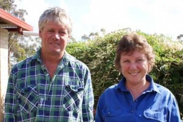 First WAMMCO Award For Woodanilling Producers image