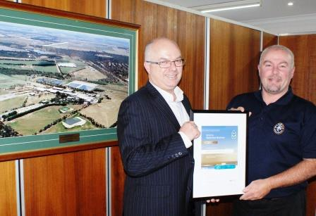 WATERWISE Award for WAMMCO