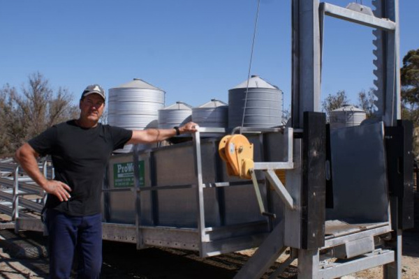 Wool/Lamb Mix Delivers For Brookton Producer image