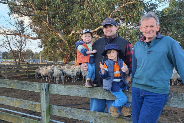 WINNING DIRECTION FOR  KOJONUP FARMERS image