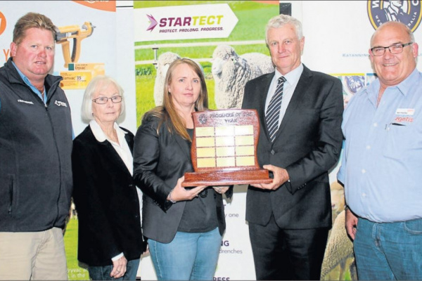 Lynch family wins top WAMMCO award image